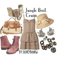 Jungle Boat Cruise