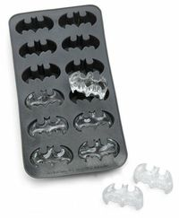 batman ice cubes.