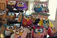 Night Owl birthday party