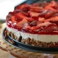 Strawberry Pretzel Desert. I am going to try to lighten it up; splends, reduced fat cream cheese and fat free sugar free whipped topping.