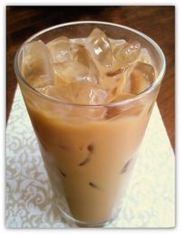 Coffee + Sweetened Condensed Milk = DELICIOUS {hot or cold}