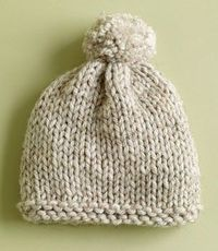 Free Knitting Pattern: Radiant Hat