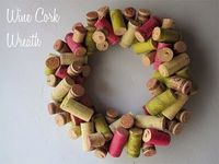 For all you wino's out there, great idea for the left over corks!