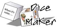 Great website for making your own worksheets, dice, board games, bingo sheets, word searches and many more