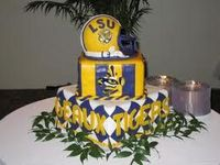 Possible groom's cake