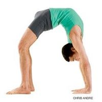 Wheel Pose/ Urdhva dhanu