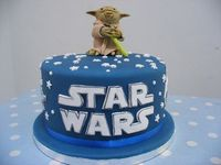 Star Wars Cakes