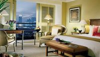 Four Seasons Hotel Jakarta. In the heart of Jakarta's central business district, Four Seasons Hotel is a tranquil retreat within tropical gardens. Modern architecture enfolds light-filled interiors accented by Indonesian antiques and contemporary art,...