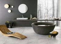 Original collection of bathroom furnishings and fittings from NEUTRA