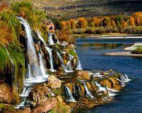 The Snake River Canyon, Idaho