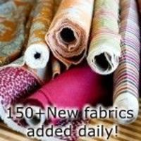 $4.99 ships any amount of fabric! buy or make draperies?