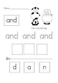 This is a comprehensive packet for teaching sight words. This packet includes 12 weeks of activities. Included are: Weekly flashcards to print a...by Deanna Jump Grades K-1