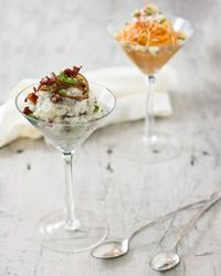 Mashed Potato Martinis