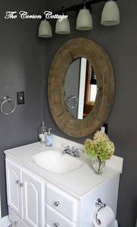 amazing bathroom re-do