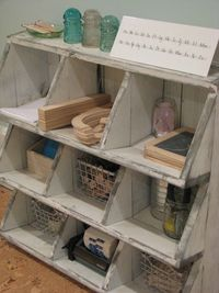 love this writing station for kids