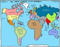 The world according to Alcohol