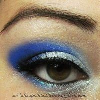 EOTD: Blue Fairy New Year's Eve Look
