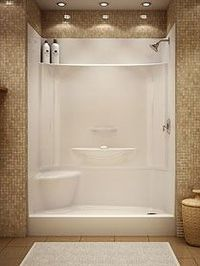 Posts Similar To Full Size Walk In Shower With Seat
