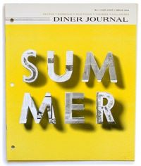 diner journal | s/2007 by derick holt