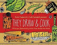 They Draw and Cook book
