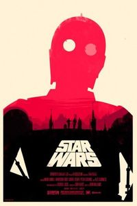 Olly Moss Star Wars poster 1