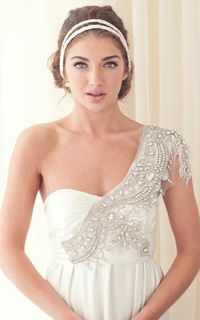 Anna Campbell wedding gown.