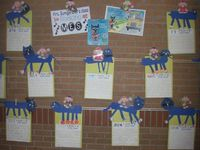 pete the cat art and writing