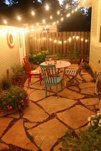 Love this patio!!!