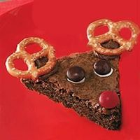 Brownie Reindeer!