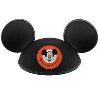 Mouse Ear Hat. My boys will be wearing these, it is inevitable.