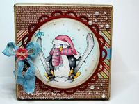 Nicoletta's Blog: if you love cards and scrap idea follow her creations (IT made by Nicoletta)