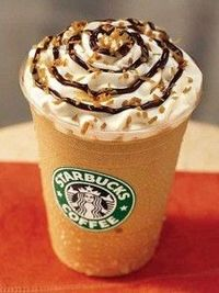 Starbucks Recipes : Starbucks Frappuccino