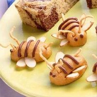 Peanut Butter Bumble Bees. :)