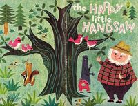 The Happy Little Handsaw, 1955 / http://flickr.com/tweedlebopper