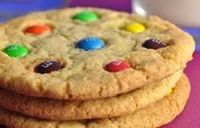 M and M cookies recipe and video...