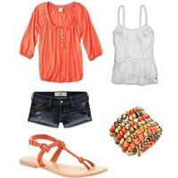 Summer outfits <3