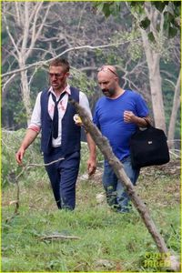 Ryan Gosling, Gaspar Noé in Only God Forgives