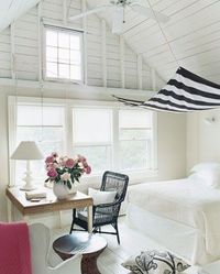 attic bedroom cozy