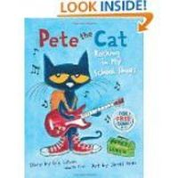 Another Pete the Cat!