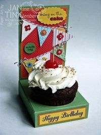 Cupcake Holder (Directions & Template)