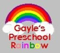 Preschool Fingerplays, Action Poems, Nursery Rhymes, and Songs from Gayle's Preschool Rainbow