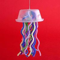 hanging jellyfish...