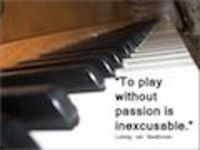 'To Play Without Passion is Inexcusable'