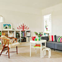 a charming home in sweden | the style files