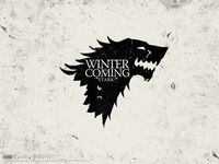 Game of Thrones - Winter is coming!