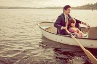 Row boat e-session by Kaylee Eylander Photography Pretty Little Weddings