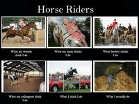 This is the Horse Riding Meme I created with