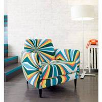 parlour bold chair in new | CB2 $799