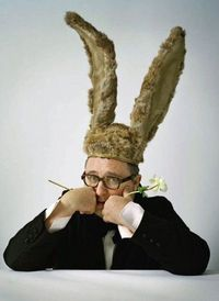 Alber Elbaz by Tim Walker
