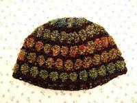 Turtle Shell Hat pattern (free)
